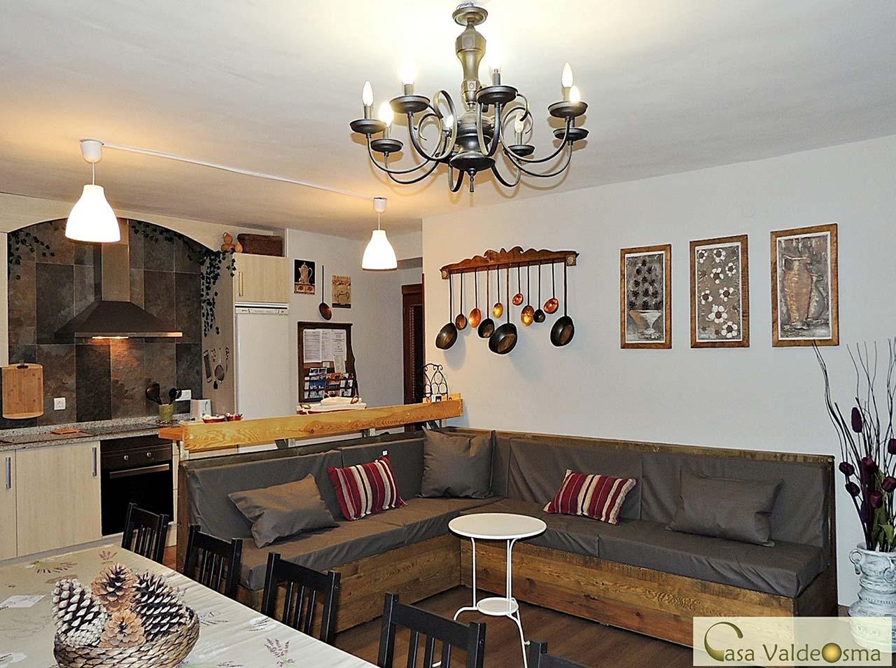 Casa Rural ValdeOsma en Burgo de Osma, Soria