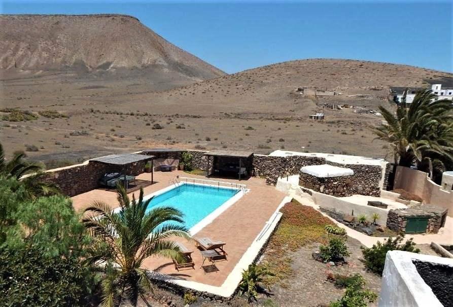 Casa Rural en Lanzarote, Casa Valle de Femés, Las Casitas de Femés, Islas Canarias