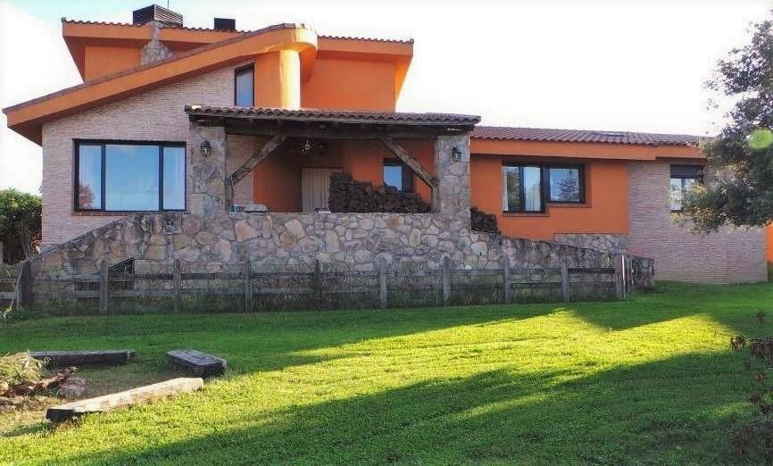 Casa Vargas, casa de campo en Pedrezuela, Madrid