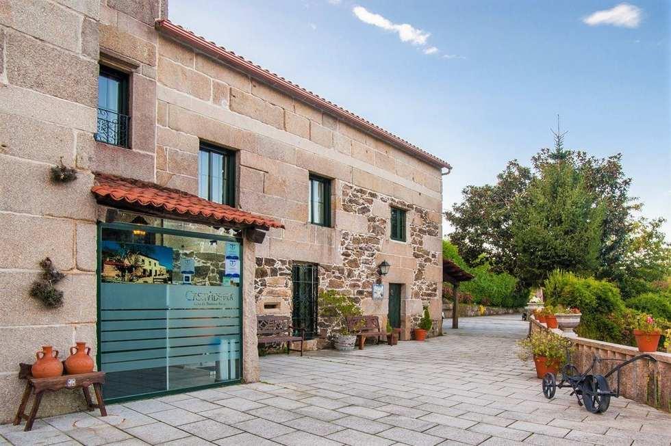 Casa Videira, casa rural en Bueu, Rías Bajas, Pontevedra