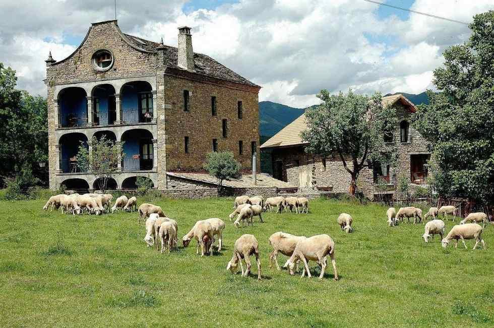 Casa Arana, casa rural en los Pirineos, Huesca