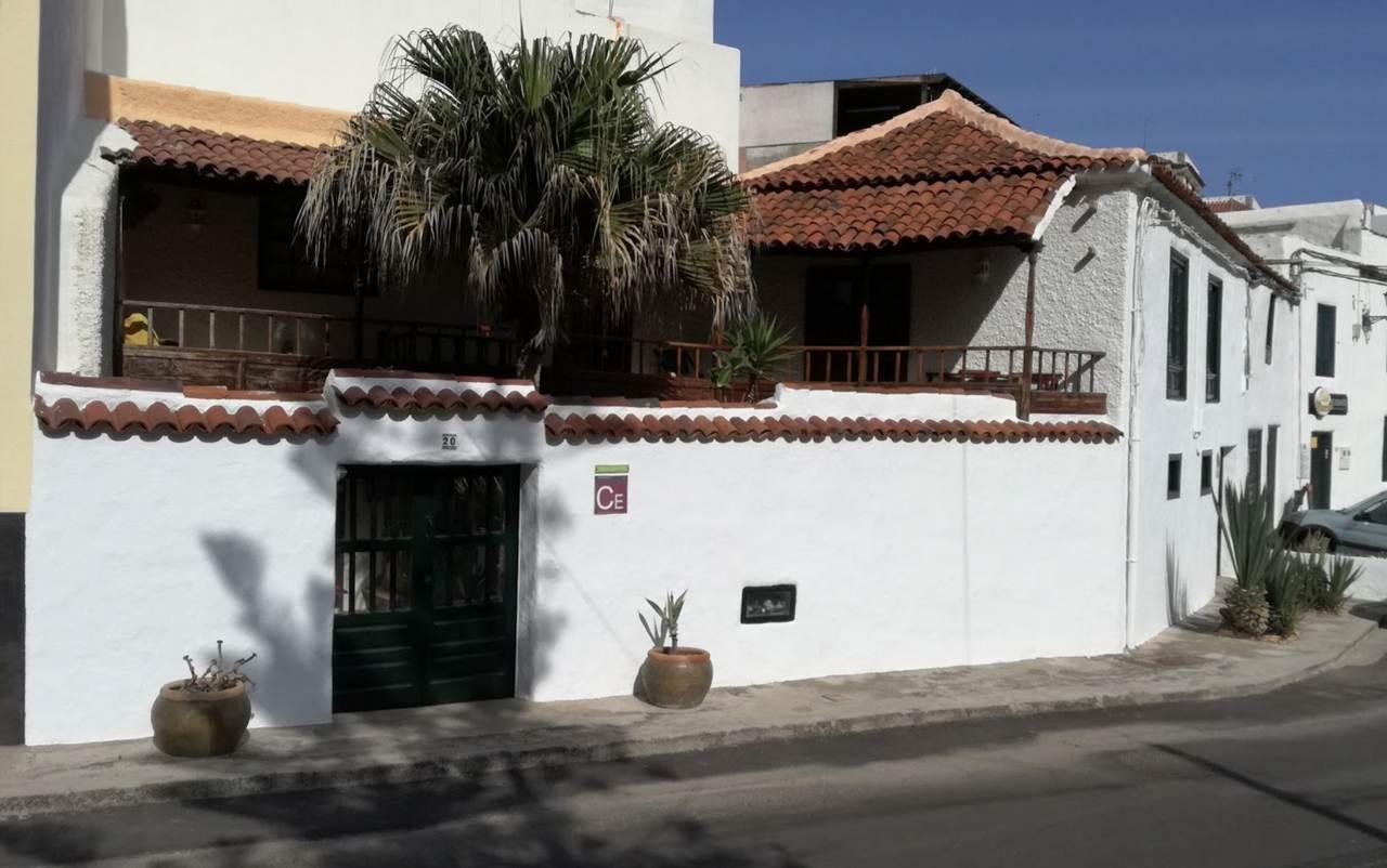Casa Cantito, CASA RURAL EN SAN JUAN DE LA RAMBLA, TENERIFE, junto al mar