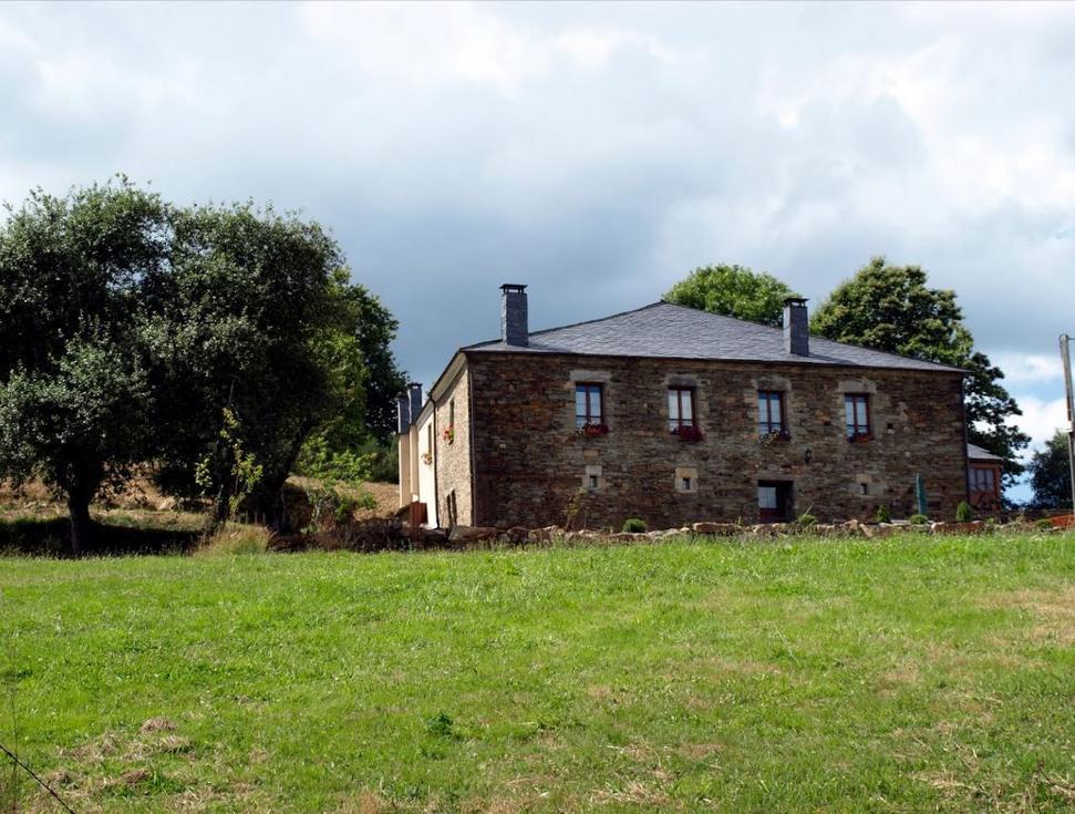 Casa da Bastida, apartamentos rurales en A Fonsagrada, Lugo