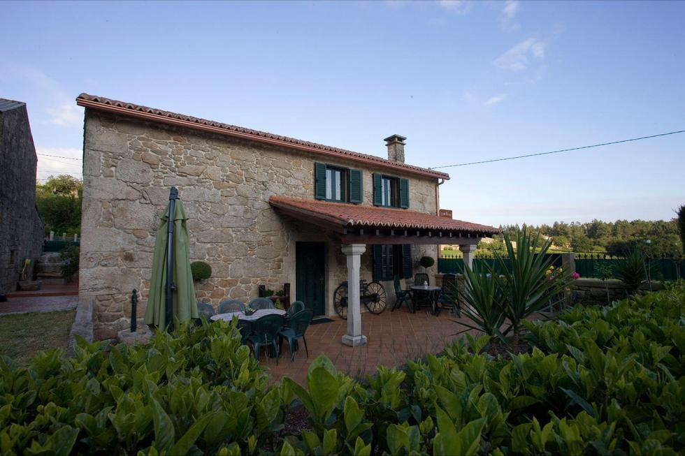 Casa Rural Casa da Bragaña en Cuntis, Pontevedra