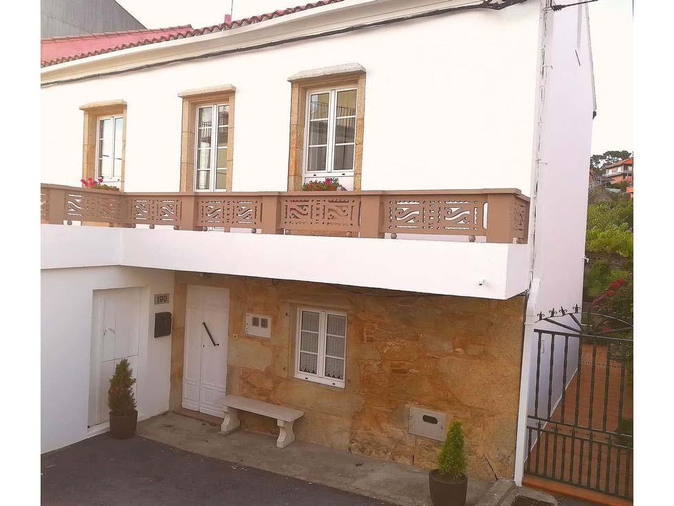 Casa Rural Casa da Pesqueira en Boiro, A Coruña