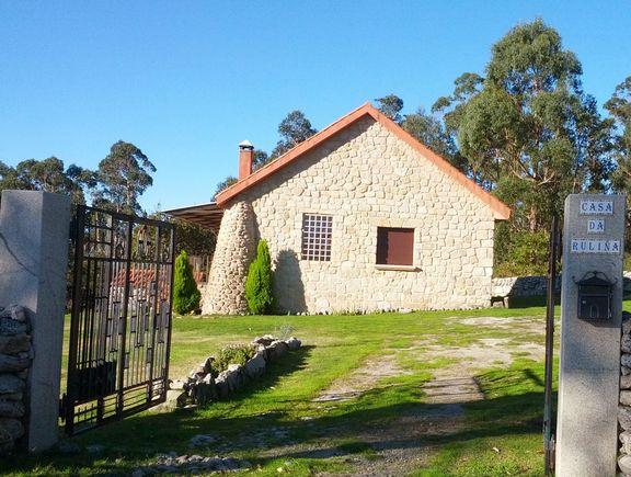 Casa da Ruliña, casa rural en Fornelos de Montes, Pontevedra