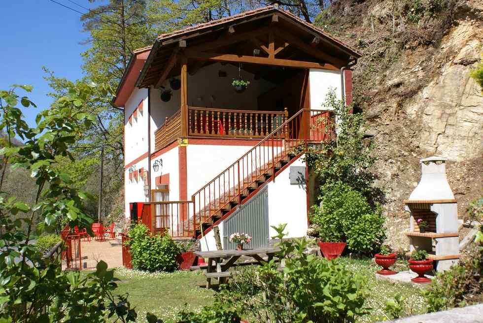 Casa de Aldea Priena en Covadonga, Casas rurales en Cangas de Onís