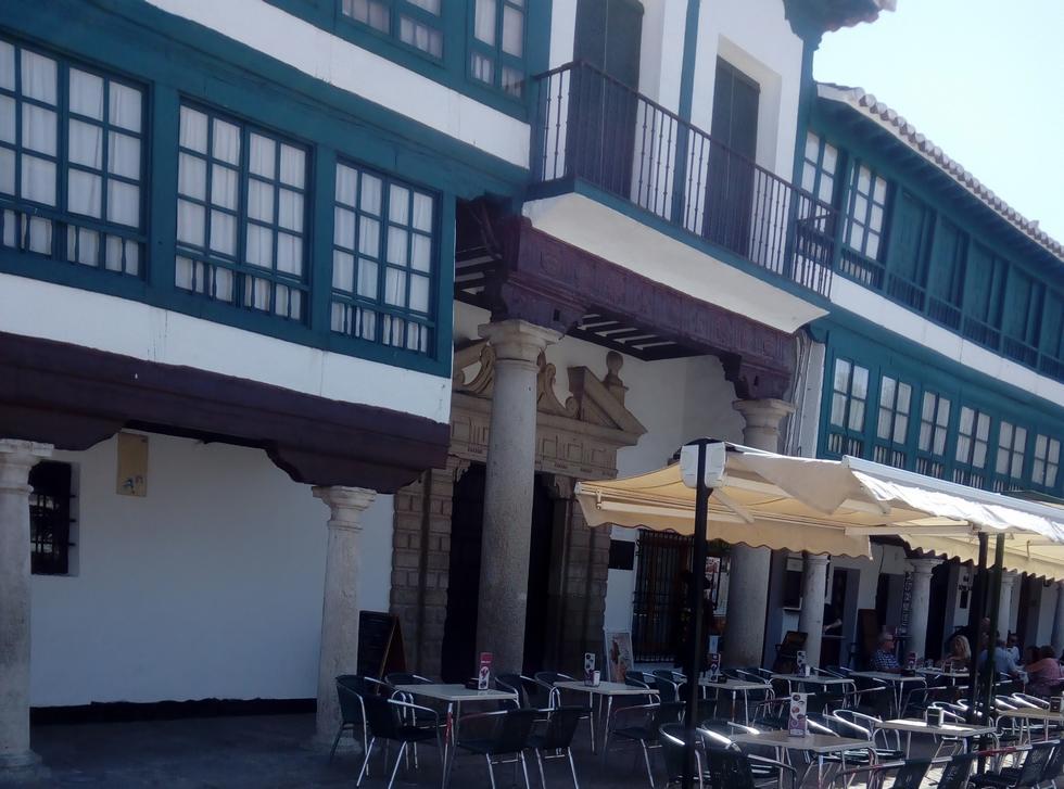 Casa de Comedias, alojamiento rural en el centro de Almagro