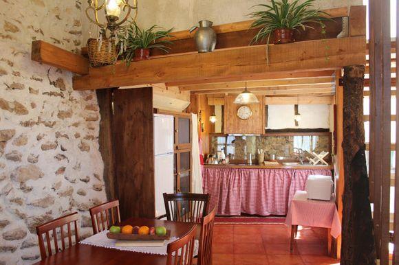 La Casa de Juan, casa rural en la sierra de Guadarrama, Alameda del Valle, Madrid Ref: casadejuan,