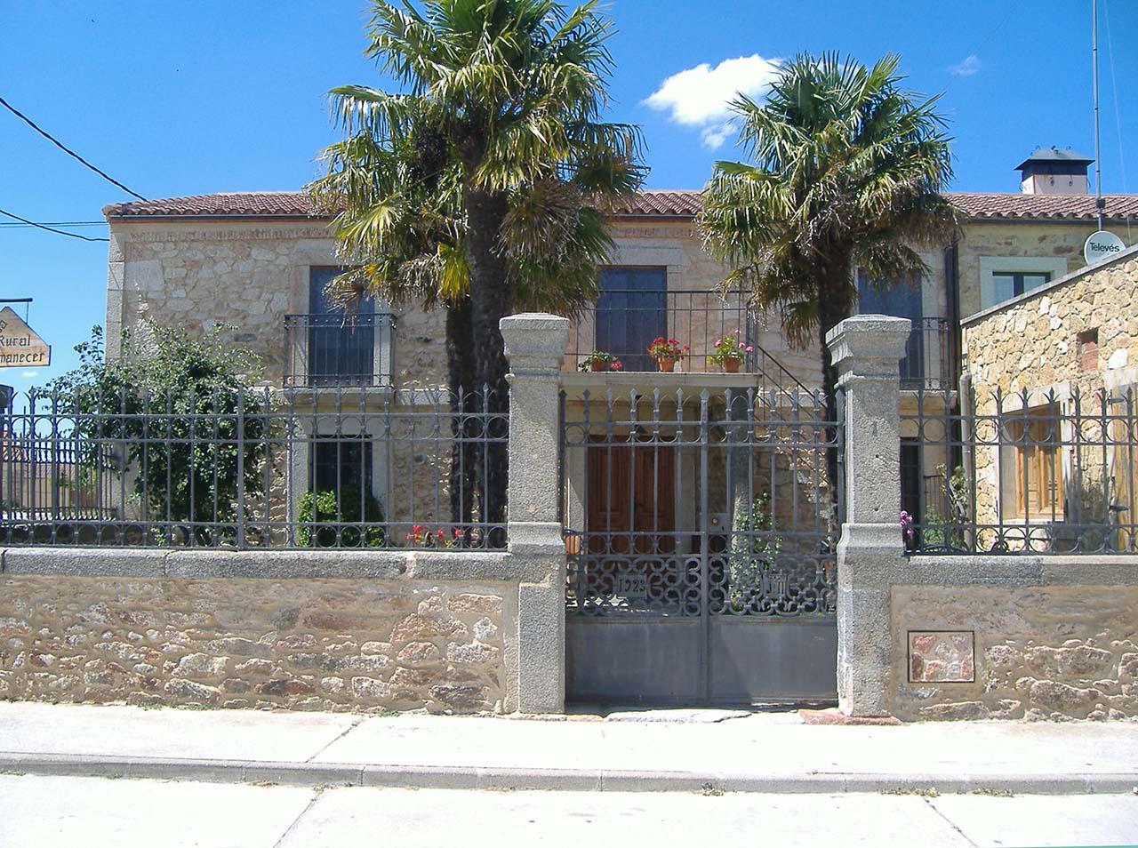 Casa de la Molina, Santiz, Salamanca Ref: casadelamolina