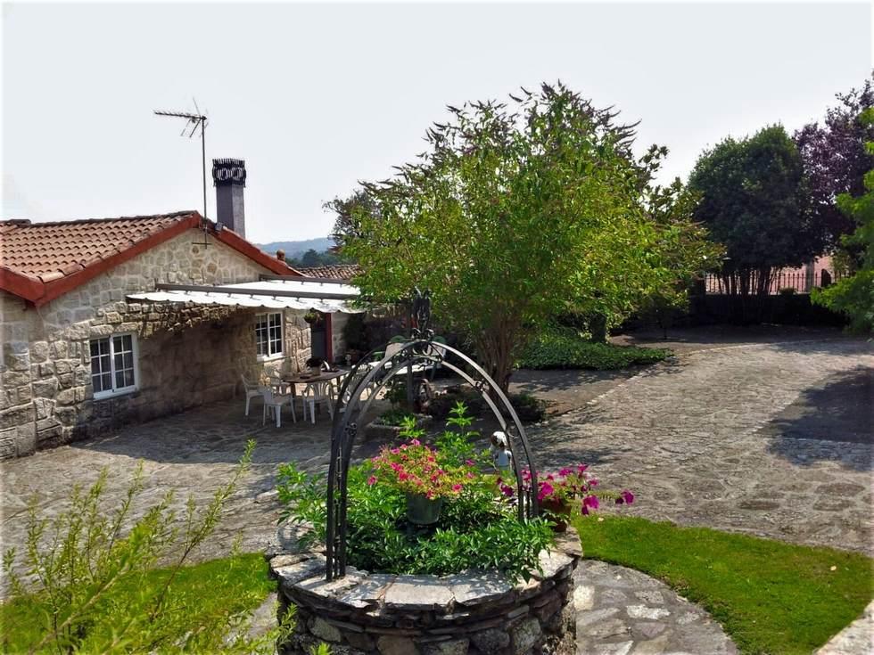 Casa do Herdeiro, casa rural en los Cañones del Sil, Lugo