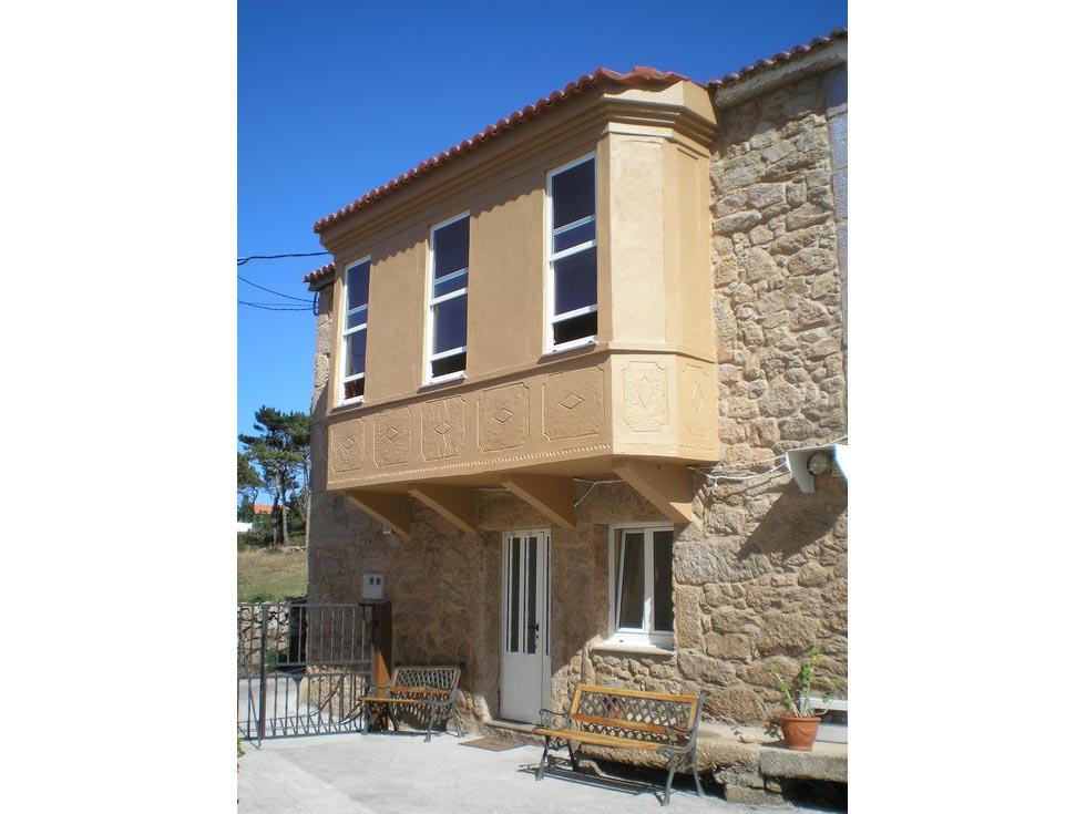 Casa Eulalia, casa rural en Camelle, A Coruña