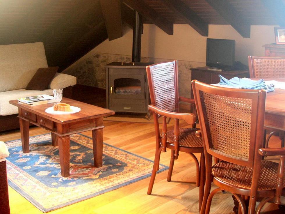 Apartamentos Rurales Casa Josefina en La Caridad, Asturias