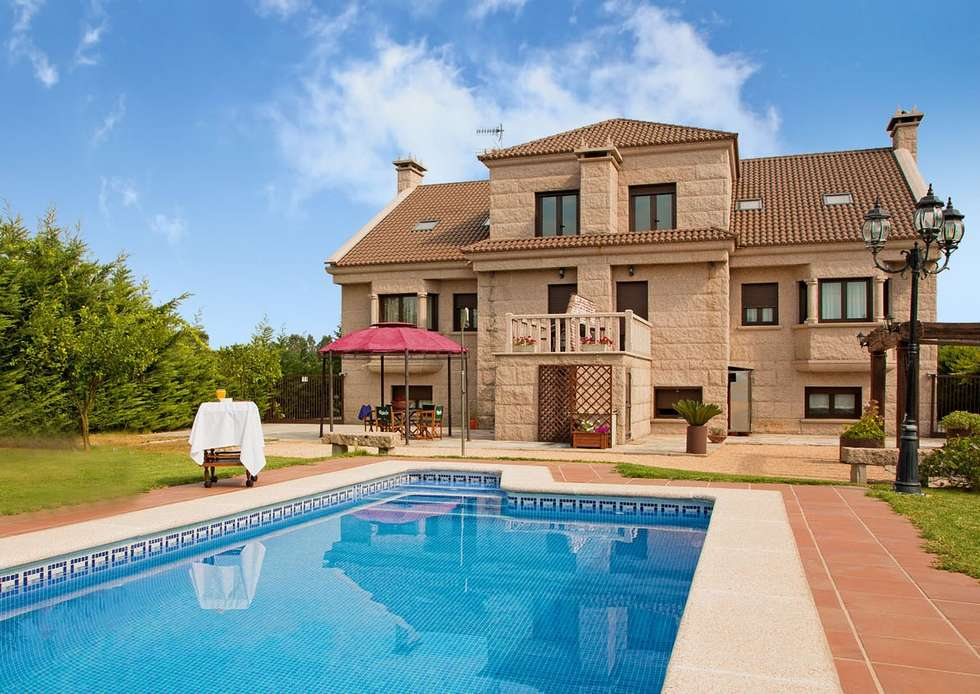 Casal Do Umia, casa rural con Spa en Rias Baixas. Cambados, Pontevedra.