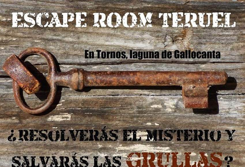 Casa Laberinto, casa rural con Escape Room en Teruel