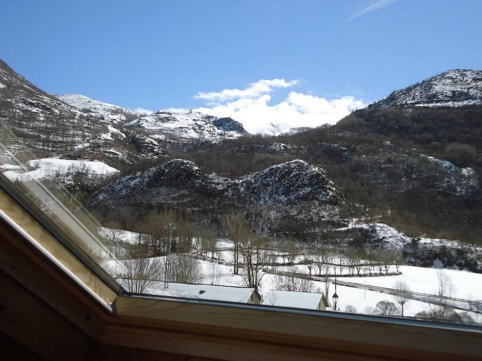La Comella, apartamentos rurales en el Pirineo de Lleida, Barruera, Vall de Boí