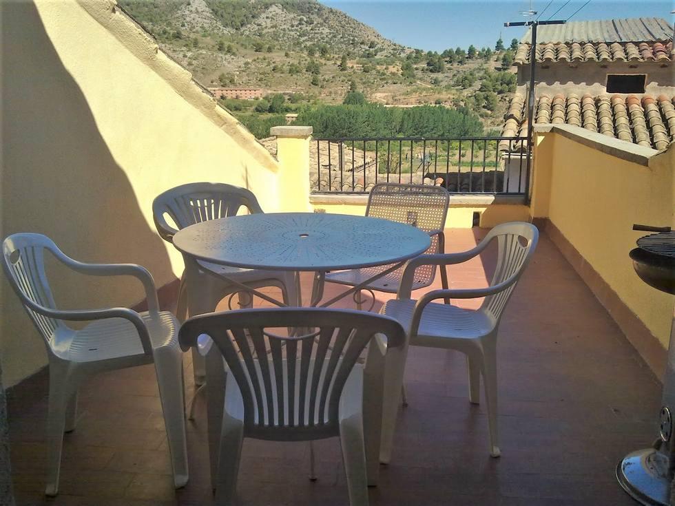 Casa Lola, casa rural en Beceite, Comarca del Matarraña, Teruel