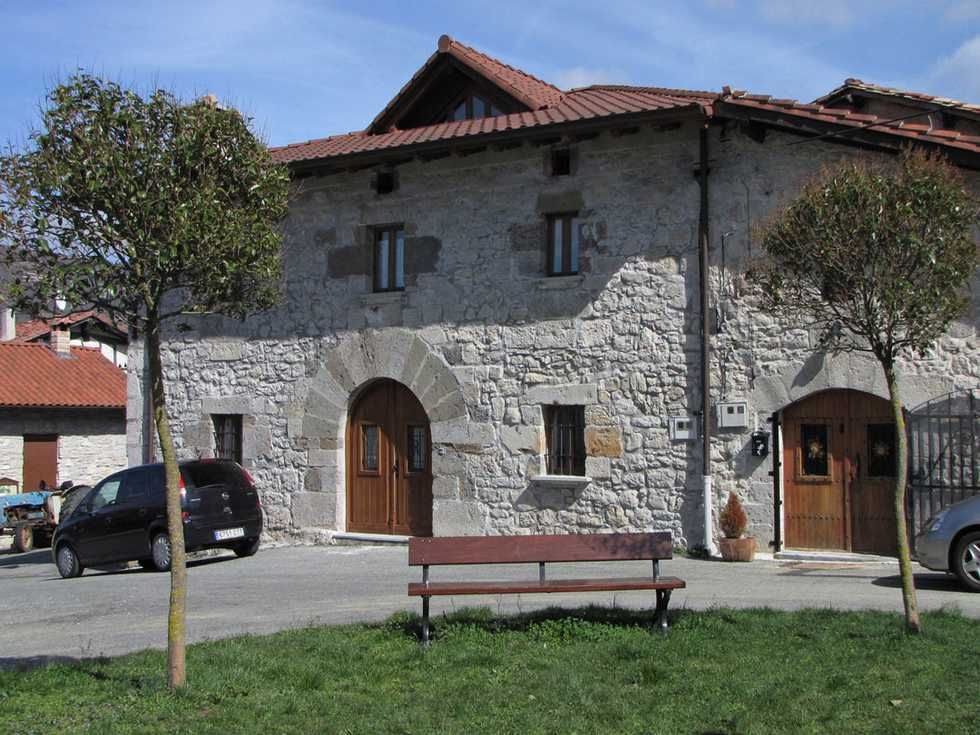 Casa Rural en Navarra, Arakil, Ref: casaloperena