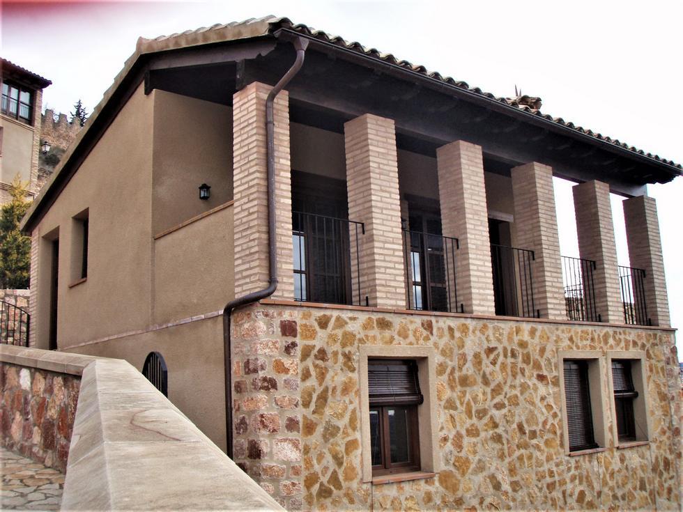 Casa Rural Casa Marcelo en Alquezar, Huesca