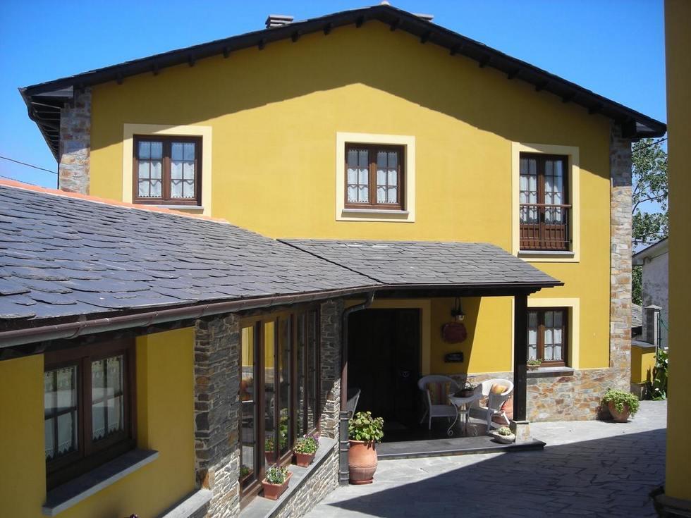 Apartamentos Rurales Casa Pachona, Puerto de Vega, Asturias