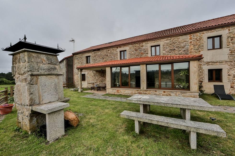 Casa Paco de Riotorto, casa rural en Muxía Costa da Morte, A Coruña