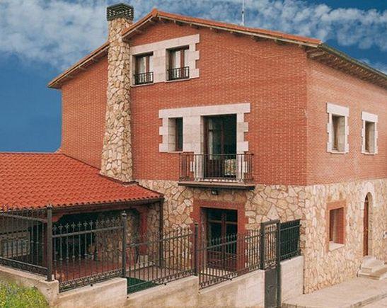 Casarrota, casa rural en Olmos de Atapuerca, Burgos