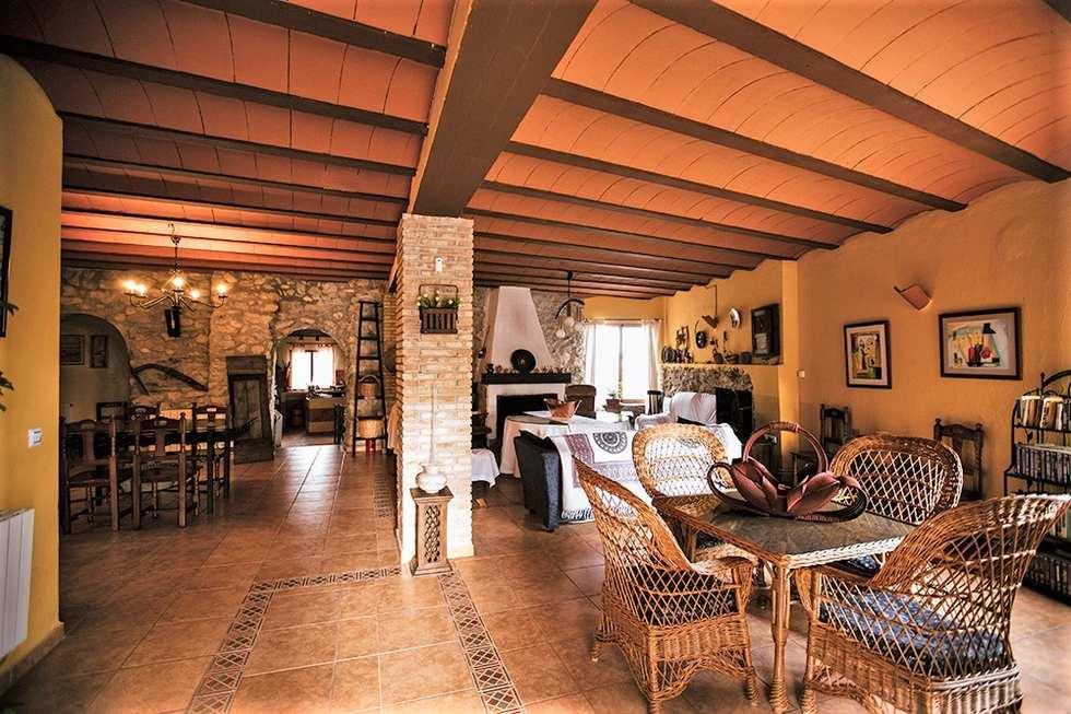 Casa Rufo, casa rural en la Sierra de Cazorla, Jaén