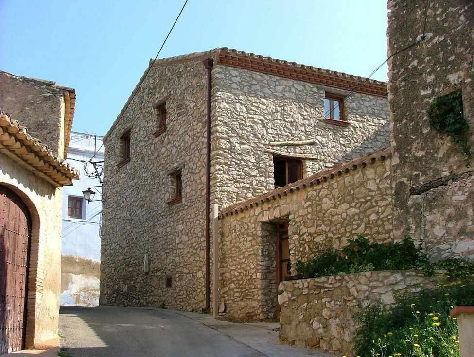 Casa Rural Ca la petita d´en Chinascas en Masos de Vespella, Tarragona