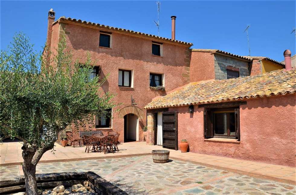 El Cartero, casa rural en Santalecina, San Miguel de Cinca, Huesca Ref: casaruralelcartero