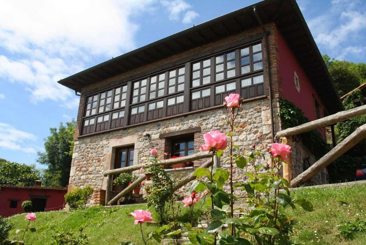 Casa Rural El Trechal, en Arriondas, Asturias.