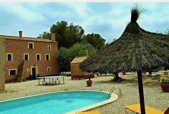 La Masoveria del Bosc, alquiler de apartamentos rurales en Valls, Tarragona