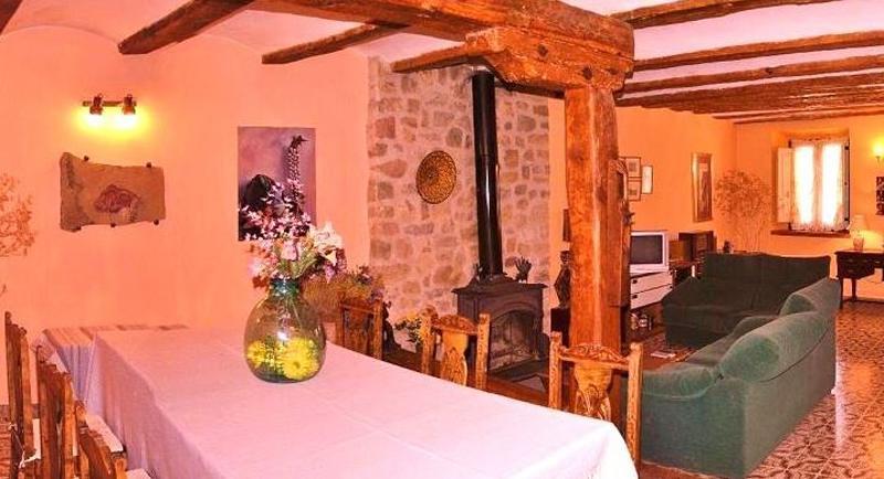 Casa Rural Julio en la Sierra de Albarracín, Teruel