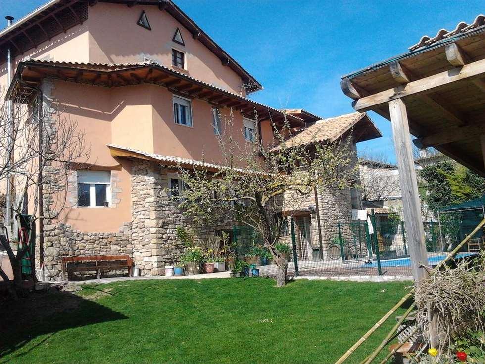 Casa Rural Landa en Galbarra, Navarra