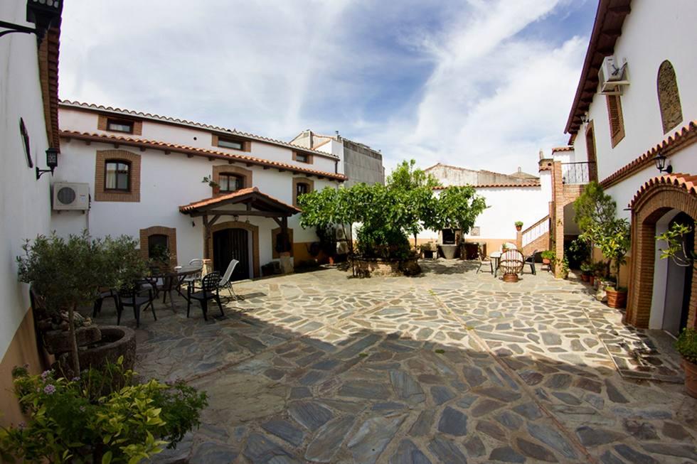Casa Rural La Solana en Monfragüe, Cáceres. Alquiler Casa rural en el Valle del Jerte