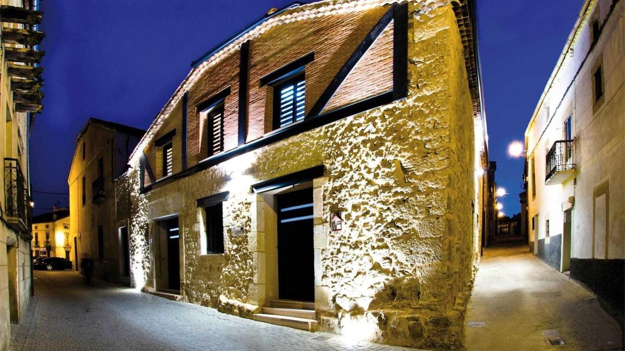 Casa Rural Luces y Sombras, alojamientos con jacuzzi en Pradena, Segovia