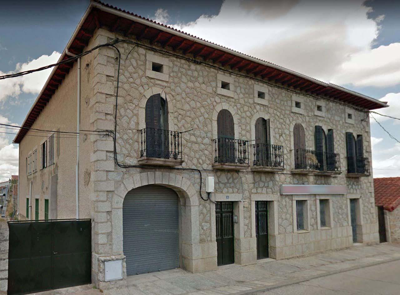 Las Casas de Angela 1, Apartamentos Rurales en Lozoyuela, Madrid
