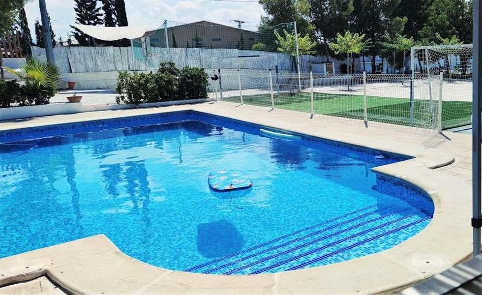 Casas Rurales Teo en Abarán, Murcia