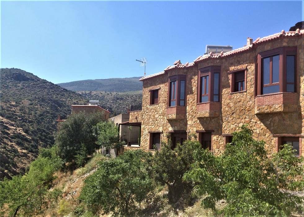Alquiler de Casas Rurales La Jirola en Abrucena, Almería.
