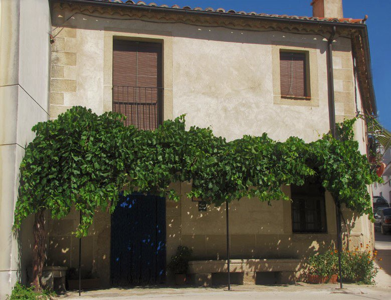 Casa Tía Emilia en la Dehesa Extremeña, Cáceres