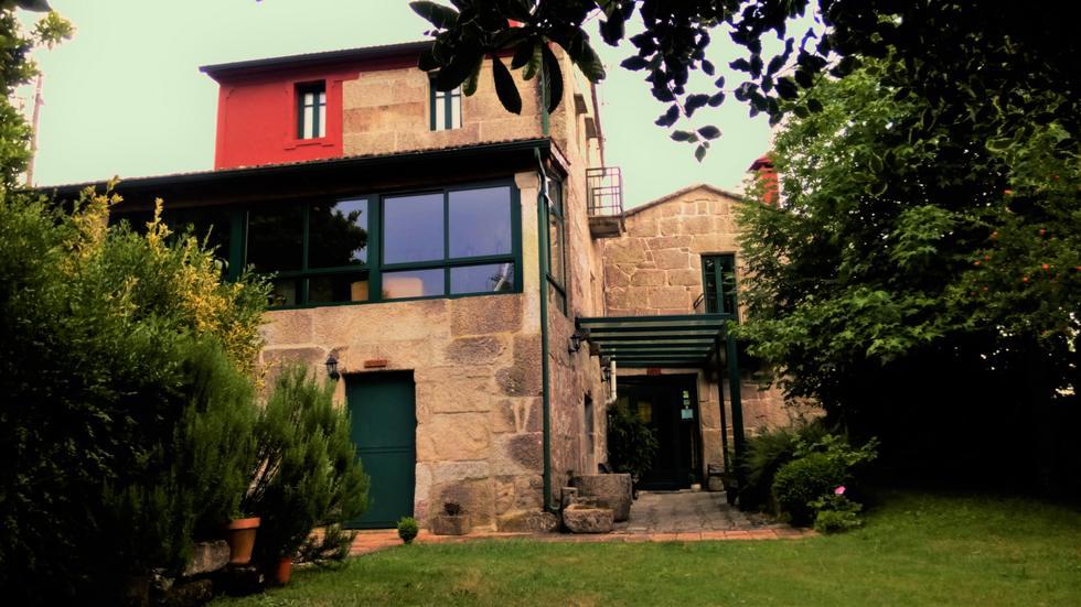 Casa Uma, casa rural en las Rías Bajas, Pontevedra, Galicia  Ref: casauma