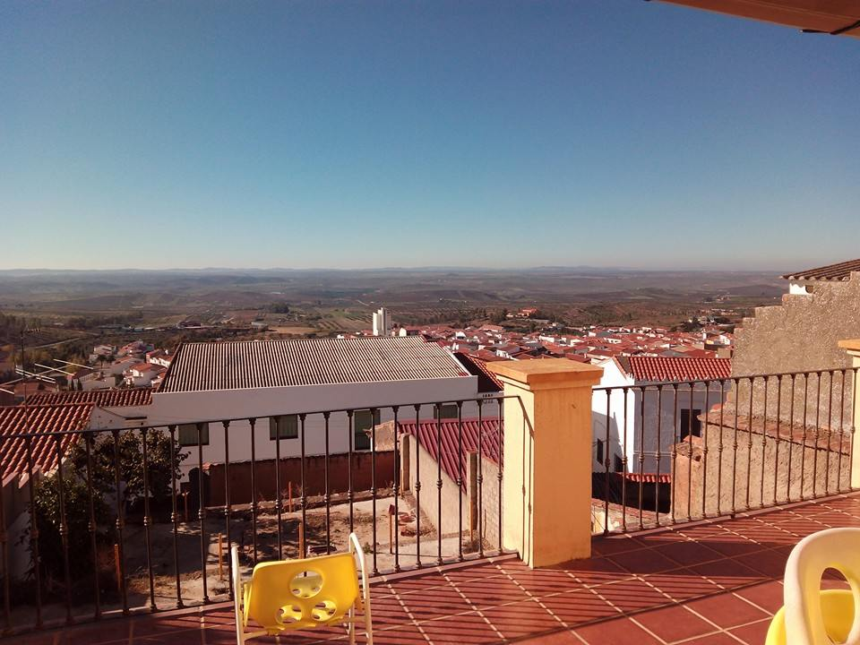 Castillo de Hornachos, casa rural en Hornachos, Badajoz