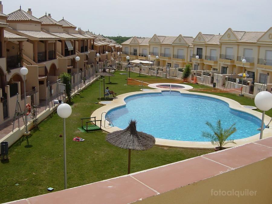 Apartamento dos dormitorios en la urbanización Al-Andalus, Chiclana