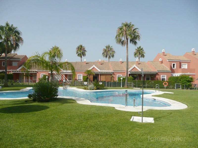 Casa para vacaciones en Novo Sancti Petri, Residencial Mariposa
