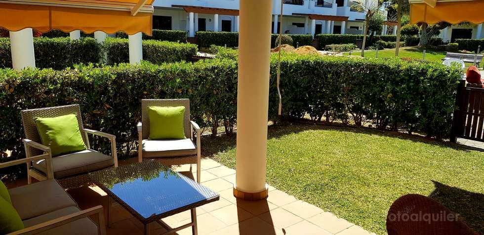 Alquiler apartamento en planta baja en La Barrosa, Chiclana de la Frontera