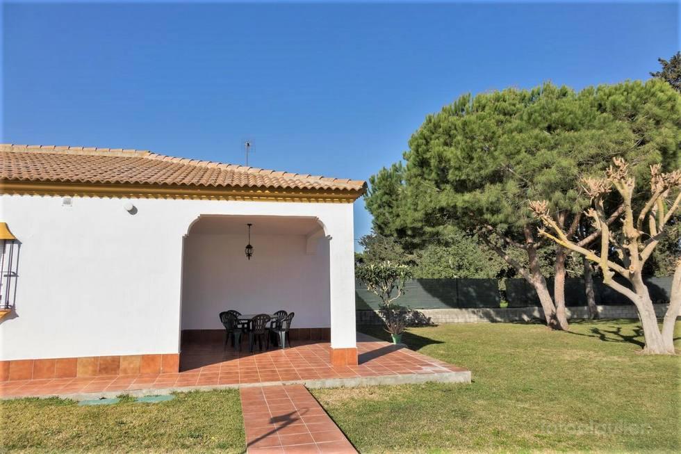 Chalet independiente en Chiclana, playa de la Barrosa, Cádiz