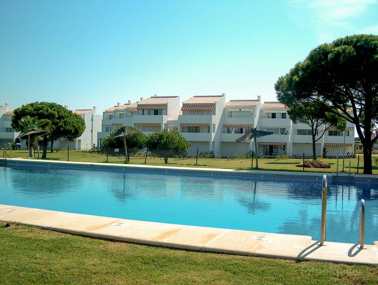 Apartamento en Chiclana en urbanización Retama Golf, La Barrosa, Cádiz
