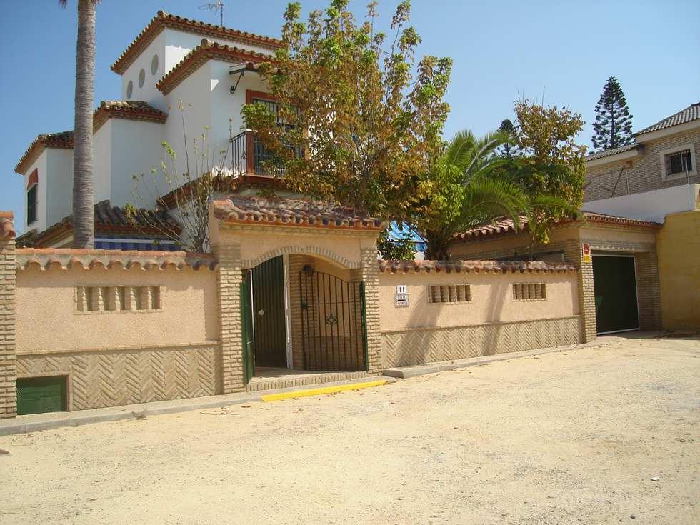 Alquiler chalet independiente en La Barrosa, Chiclana de la Frontera