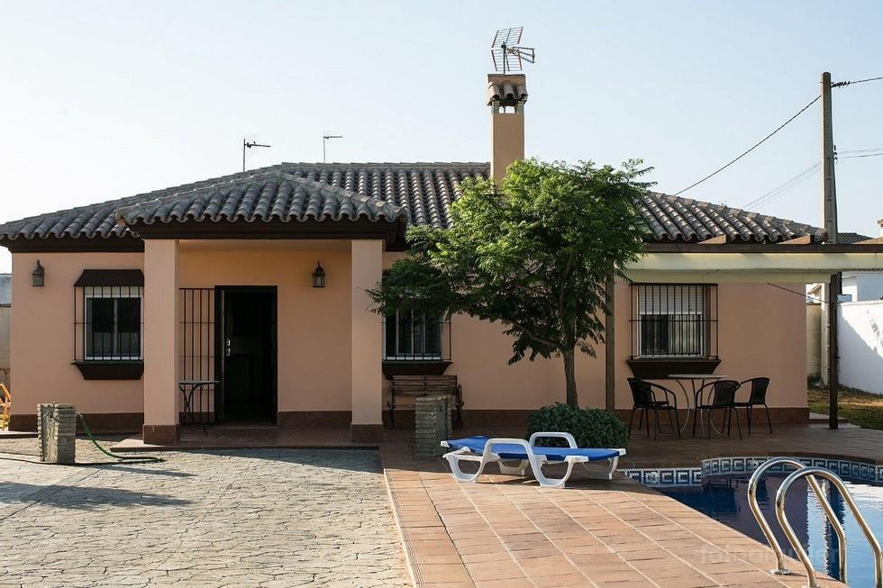 Alquiler de chalet independiente en Chiclana de la Frontera, Cadiz