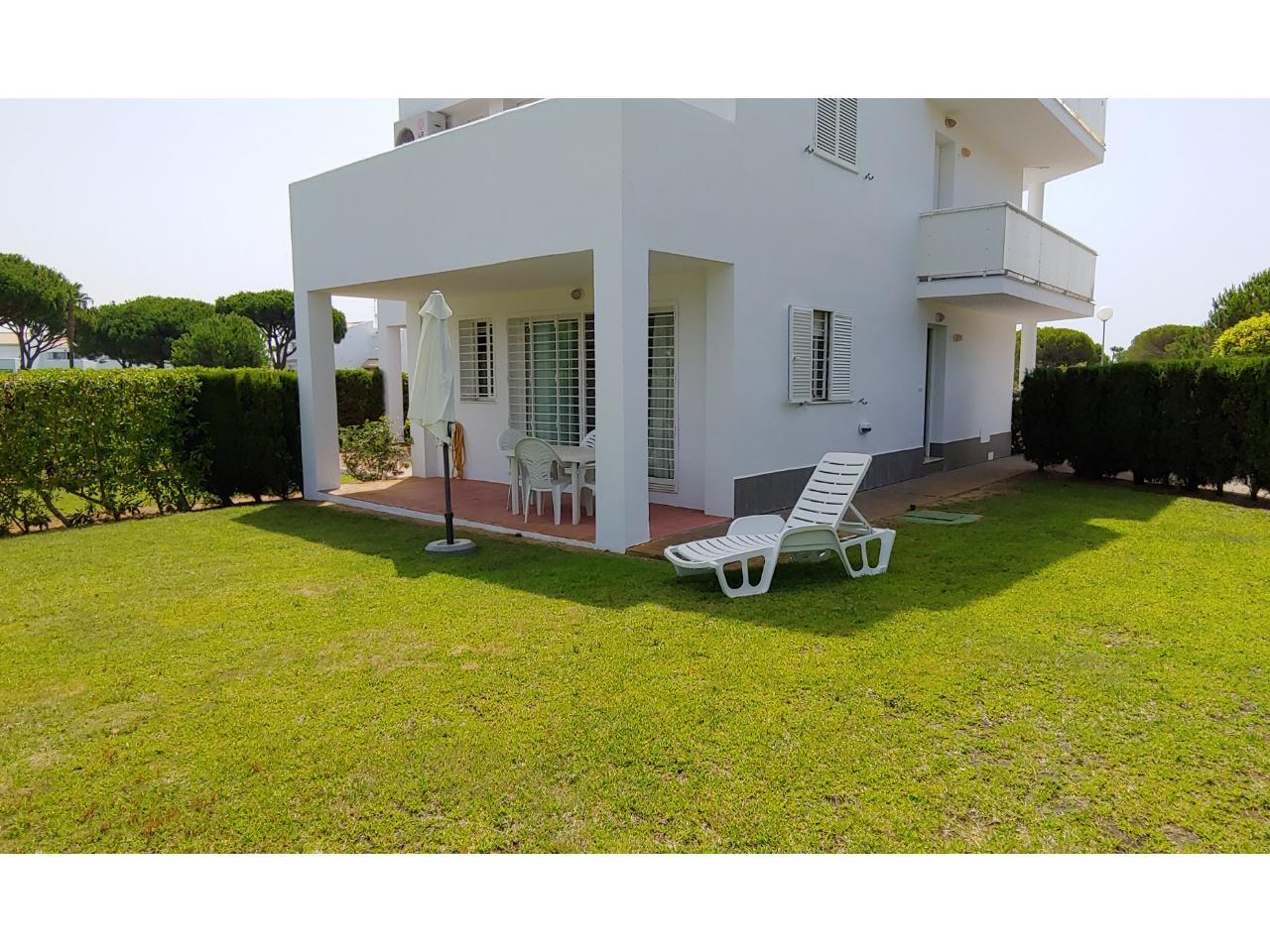 Apartamento en alquiler en Chiclana, Urbanización Retama Golf