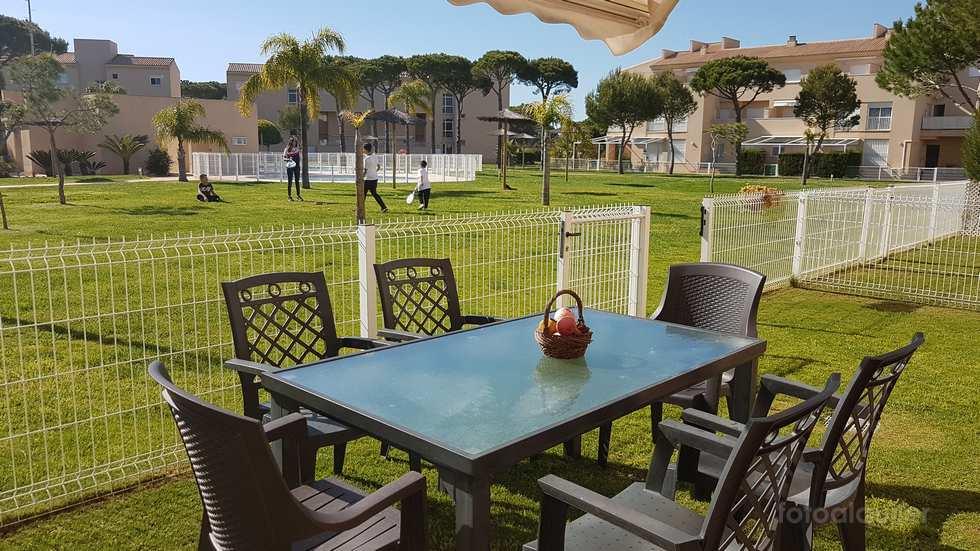 Apartamento con jardín en Chiclana, Novo Sancti Petri